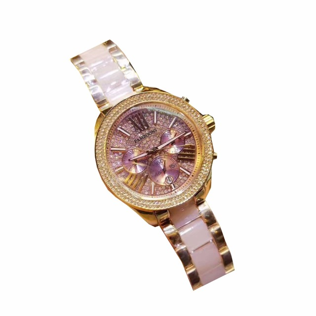 2017 New High Quality Luxury Crystal Diamond Watches Women Dress Watch Gold Watch Steel Strip Rose Gold Sparkling Drop Ship xintown 2018 cycling jersey clothing set summer outdoor sport cycling jersey set sports wear short sleeve jersey bib shorts sets