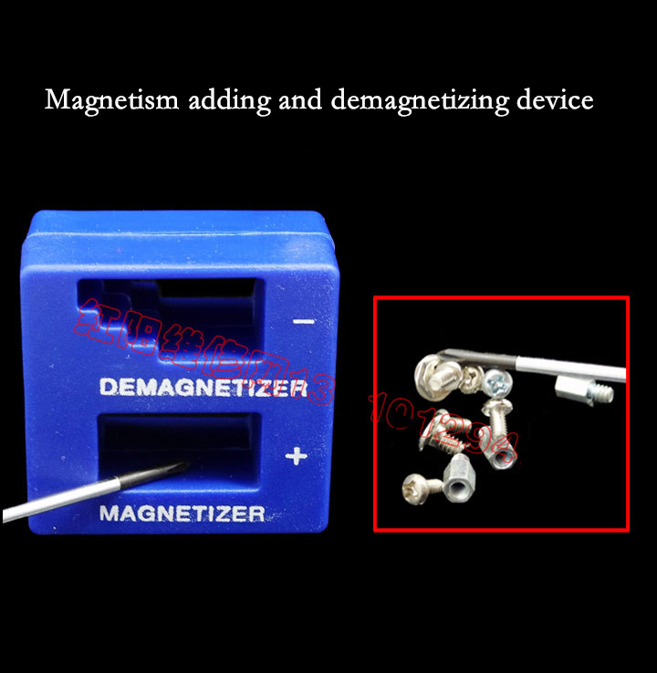 Professional grade screwdriver with porcelain batch head device with magnetizing demagnetizing function commonly used maintenanc free shipping magnetize for screwdriver plus porcelain degaussing degaussing minus porcelain disassemble charge sheet page 1