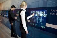 10 вещественных точек 84 ик мультитач экран кадр, Ик сенсорный экран панели без стекла с 16:9 для сенсорного стола, Киоск и т . д .