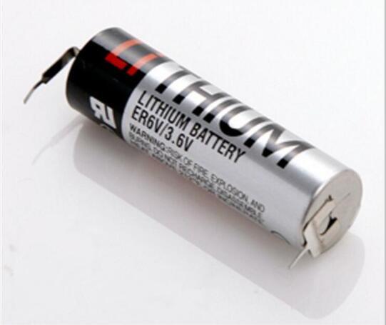 HOT NEW ER6V 3 6V ER6V 3 6V PLC nc machine tool with leg lithium ion