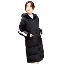 Plus Size Women New Fashion Winter Coat Female Wadded Cotton Jacket Warm Parkas Hooded Women's Down Jacket Casual Coat For Women