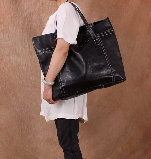 free shipping Large fashion casual bag genuine leather female bags soft leather one shoulder big bag size 52.5*40.5cm free shipping embossing letters package europe fashion genuine leather single shoulder hand his female bag