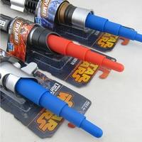 Telescopic Cosplay Star Wars Lightsaber Darth Vader Anakin Obi Wan Sword Light Saber PVC Action Figure