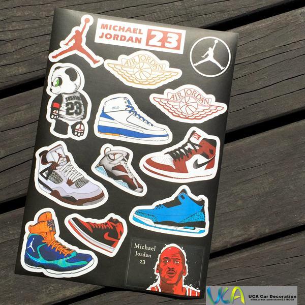 Popular Jordan Shoe Stickers-Buy Cheap Jordan Shoe