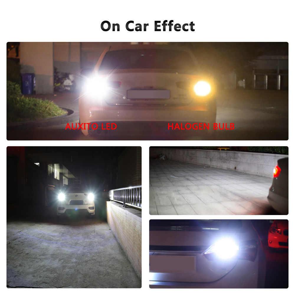 2X W16W T20 LED W21W 7443 3157 BA15S LED CANBUS Reverse Backup Light untuk Nissan Qashqai J11 Tiida Juke Almera x-Trail T31 ALTIMA