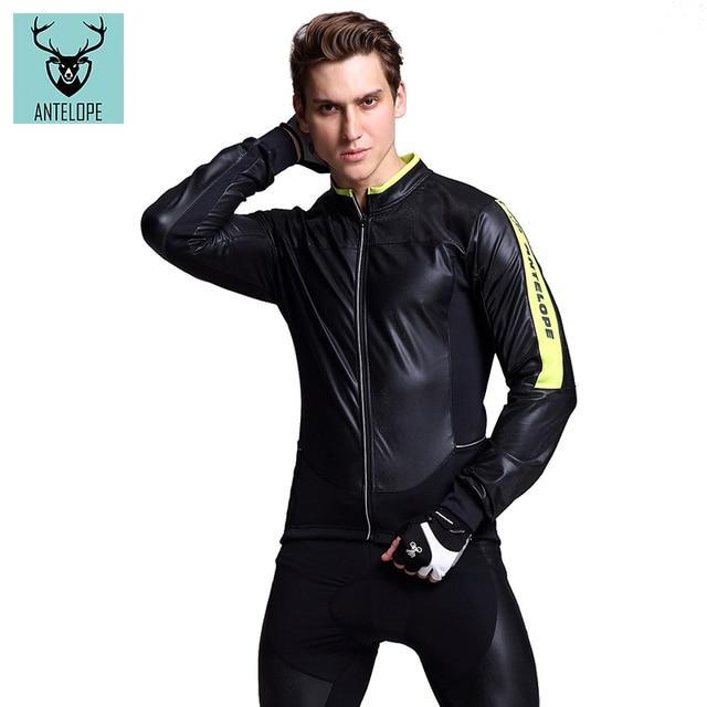 2c1c0555a Mountainpeak Long Sleeve Breathable Bike Jersey Sets Women Road Bike Suit  Reflective MTB Bike Clothing Men s Cycling Jersey 2017