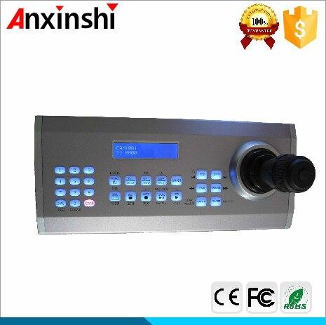 Contrôleur de clavier PTZ avec joystick 4D pour contrôler la caméra de vidéoconférence Polycom via clavier RS232 PTZ Polycom EagleEye - 3