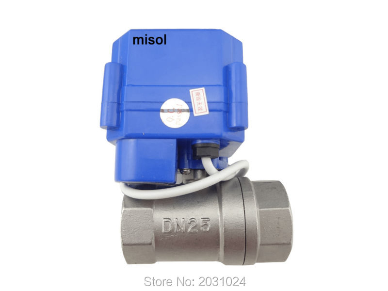 10 PCS of Motorized ball valve DN25 (G1
