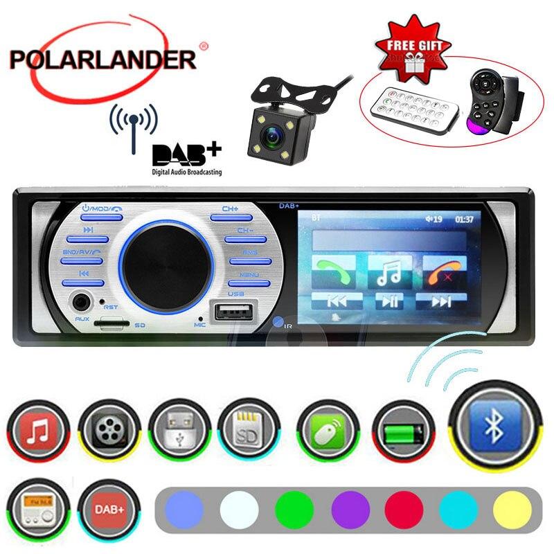 Autoradio Auto stéréo Bluetooth MP5/WMA 12V Prime 3.0
