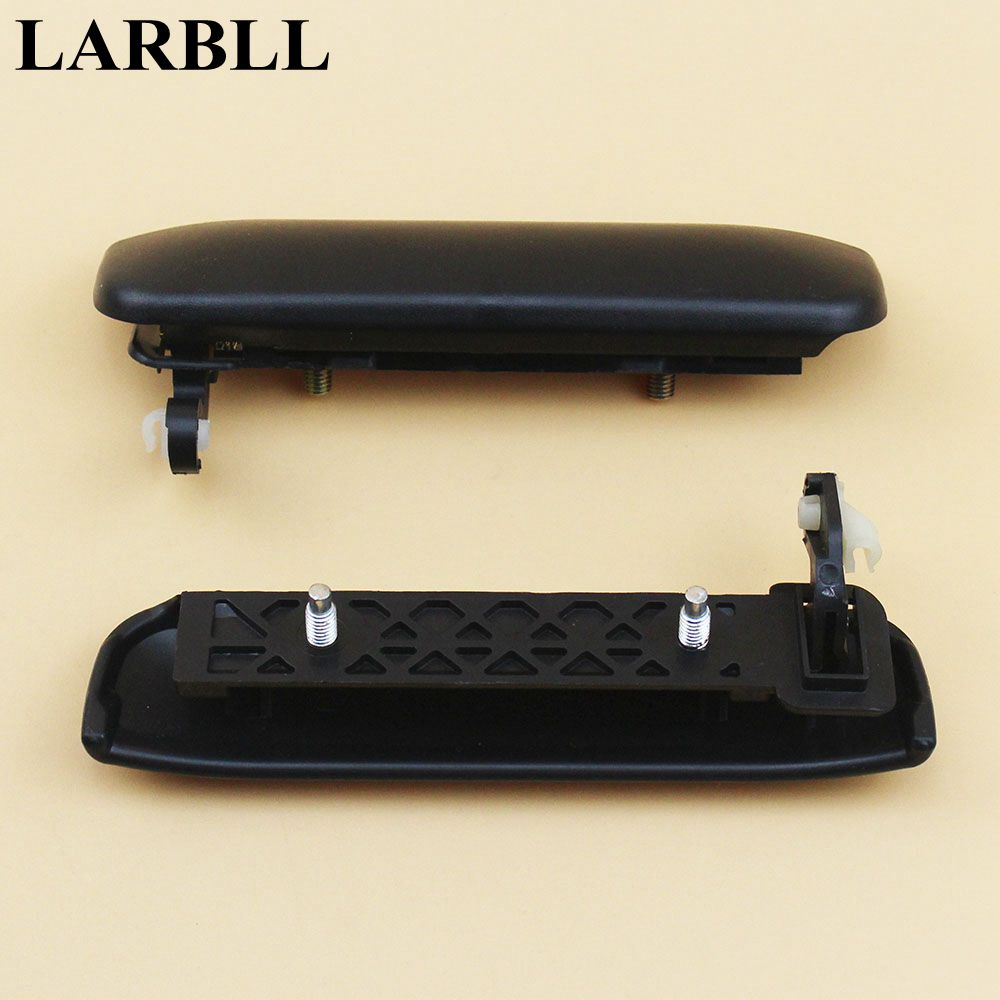 LARBLL CAR AUTO Pair Outside Exterior  Front Left & Right Door Handle Fit For Nissan Pickup Pathfinder D21 Sentra
