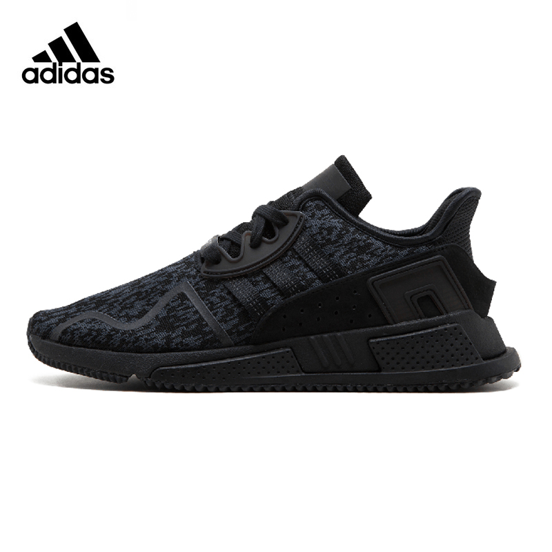 Adidas Adidas Eqt Cushion Adv Men Running Shoes ,Original Sports Outdoor Sneakers Shoes ,Black BY9507 EUR Size M