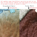 Customized Cowhide Carpet 2x2m with each square size 10x10cm