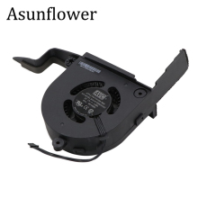 Asunflower Cooler For Apple iMac 21.5 A1311 2009 2010 2011 Genuine Hard Drive Fan Optical Disk CPU Cooling Fans 069-3692