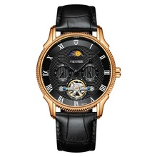 TEVISE Men Automatic Mechanical Wristwatches Self-Wind