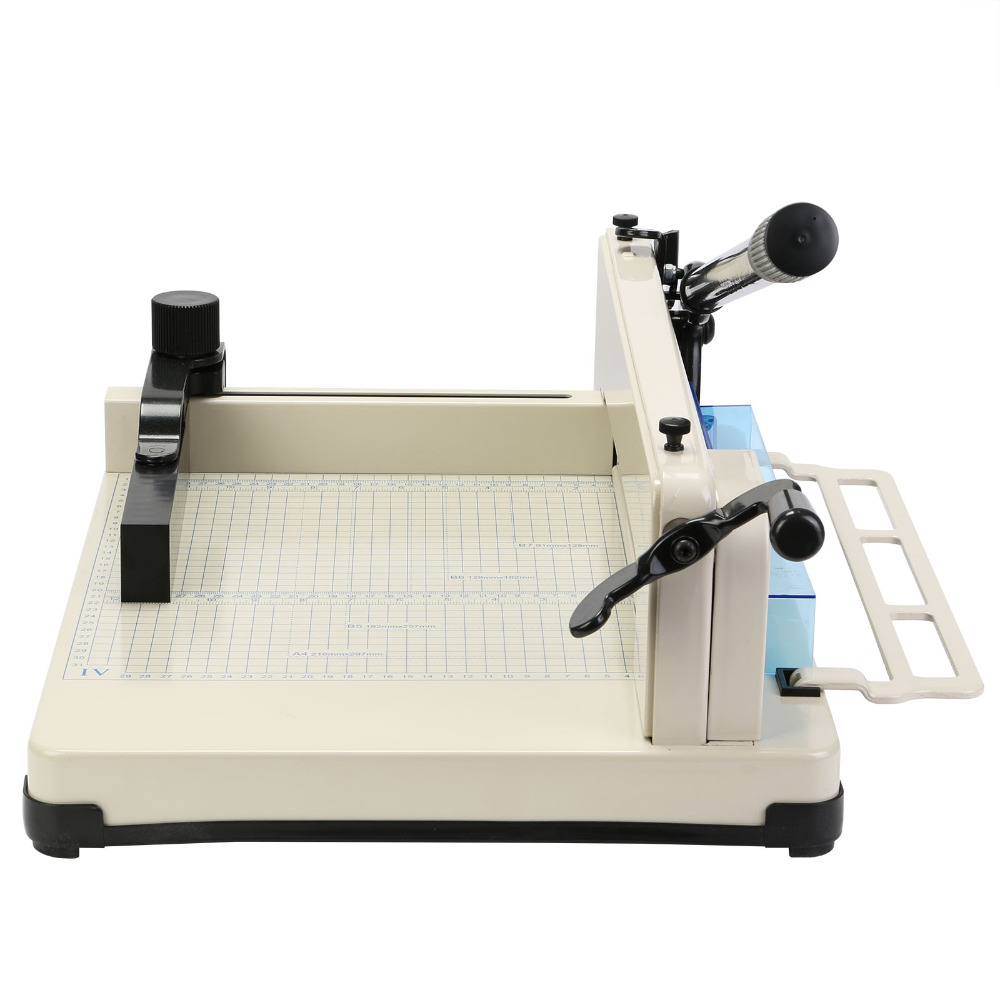 Paper Cutter Guillotine Paper Cutter Trimmer Machine 12 Inch Heavy Duty Paper Cutting Tool (12 Inch A4 Patter Cutter) 2016 new a5 paper photo cutter guillotine cutting machine trimmer woood base 5 10 sheets with grid page 2 page 1