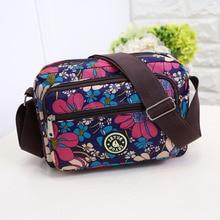 Flower Prints Fashion Mommy Bag