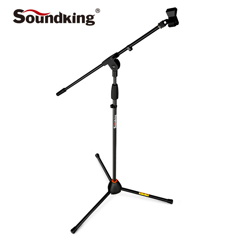 soundking high quality Microphone Stand Height adjustable microphone stand tripod stage mic stand S08 стоимость
