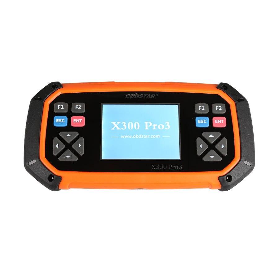 Original OBDSTAR X300 PRO Auto Schlüssel Programmierer Pin Code Entfernungsmesser-korrektur EEPROM Adapter EPB ABS Full Set Diagnostic Tool