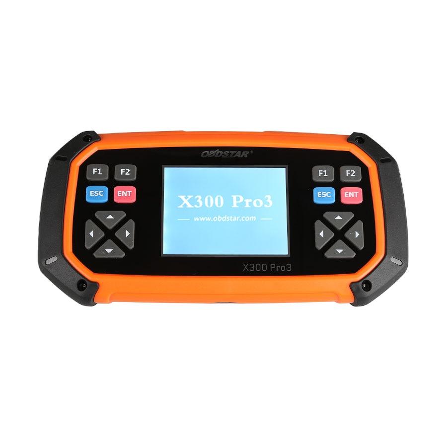 Oryginalny OBDSTAR X300 PRO Auto klucz programujący kod pin korekta licznika EEPROM Adapter EPB ABS pełny zestaw narzędzi diagnostycznych