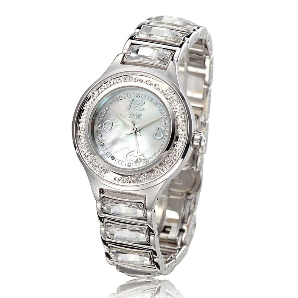 Здесь продается  Hot Sale Austrian Crystal Quartz Watch Famous PB Brand Princess Butterfly Luxury Women Crystal Watch Lady Sapphire Wrist Watch  Часы