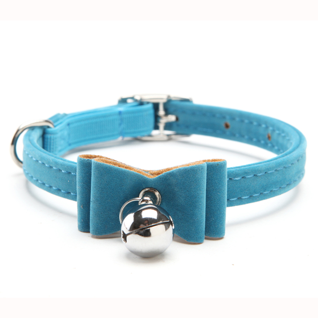 Elastic Collar with Bell for Cats