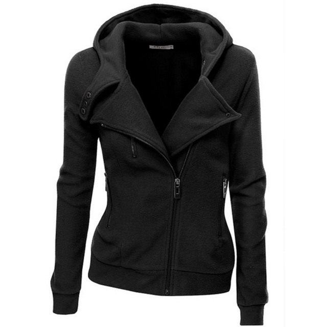 Women's Hooded Cotton Jacket