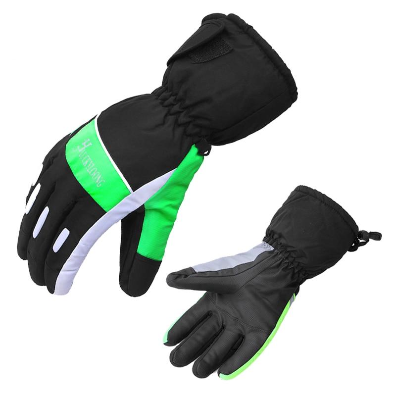 Guantes de esquí de tela impermeable de resistencia al frío forro - Juegos de herramientas - foto 4