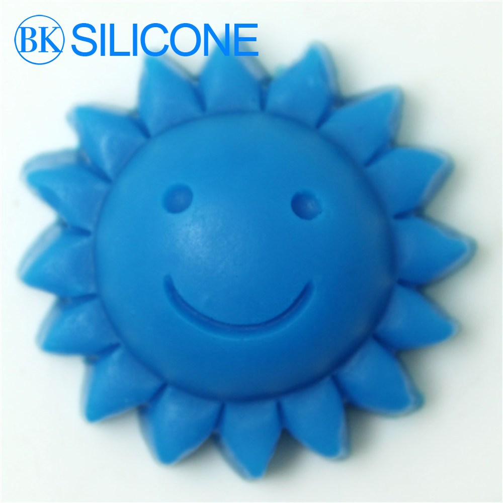 BK New Hot Sale Sunflower Silicone Molds Fondant Candle Cookie Moulds Cake Decorating Tools AH002 1PCS BKSILICONE