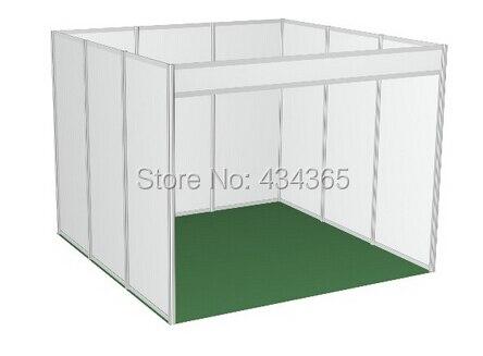 3x3x2.5m standard shell scheme booth3x3x2.5m standard shell scheme booth