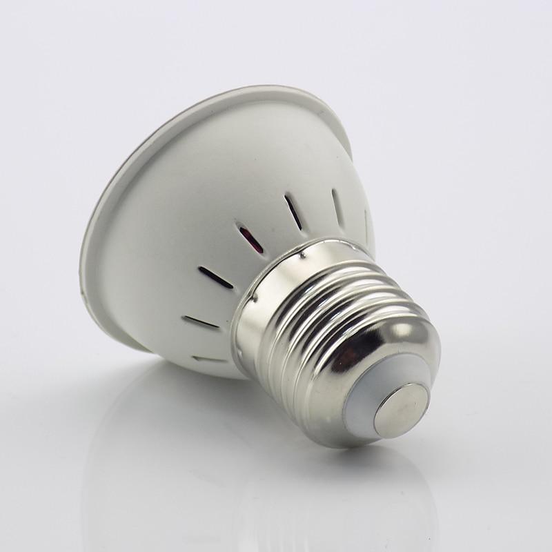 Առաջնորդված բույսերի աճեցման լամպ E27 - Մասնագիտական լուսավորություն - Լուսանկար 4