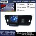 FUWAYDA SONY CCD Rückfahrkamera Rückseiten-parken-kamera für BMW 1/3/5/6/7 serie X5 X6 E46 E53 E70 E71 E39 E60N E61N WASSERDICHTE HD
