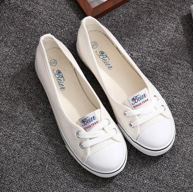 Free shipping summer  women casual fashion shoes shallow mouth loafers canvas women fashion Casual shoes