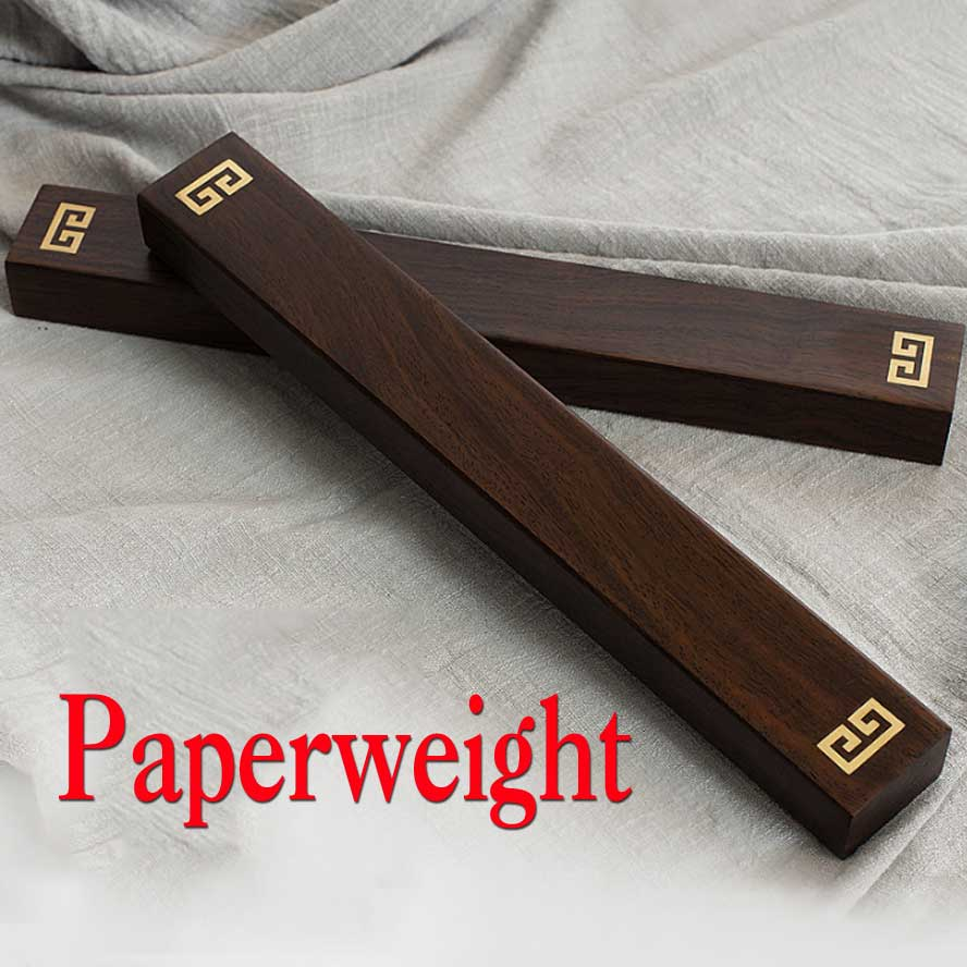 1 pair padauk Paperweight Chinese Painting Supplies for Artist Painting Calligraphy Art Supplies1 pair padauk Paperweight Chinese Painting Supplies for Artist Painting Calligraphy Art Supplies