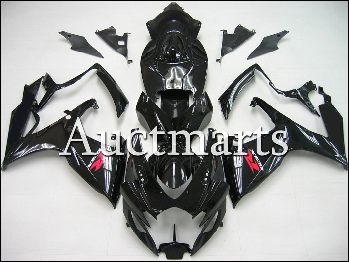 Fit for Suzuki GSX-R 600 2006 2007 ABS Plastic motorcycle Fairing Kit Bodywork GSXR600 06 07 GSXR 600 GSX R600  CB20