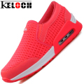 Keloch Fashion Spring&Summer Swing Women Shoes Men Gauze Breathable Casual Love'S Cool Water Shoes 3 Color