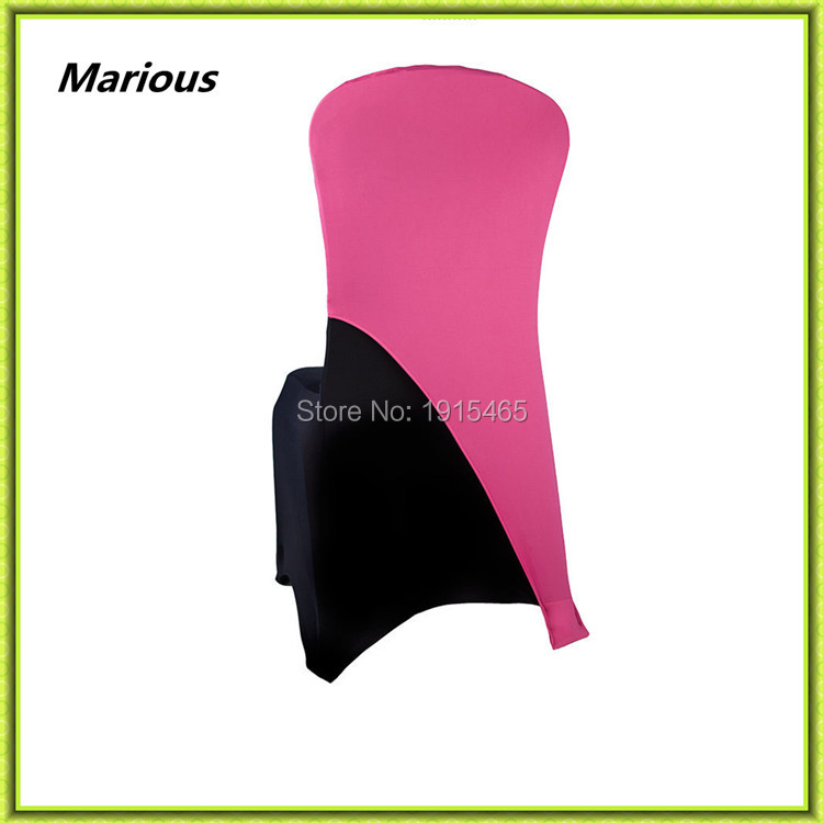 Marious Brand Spandex chair hoods wedding chair hoods 40*65cm decoration free shipping