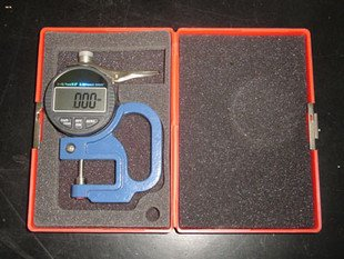 DigitalThickness Gauge measuring range 0-12.7mm, Resolution:0.001mm Wholesale and retail measuring range 0
