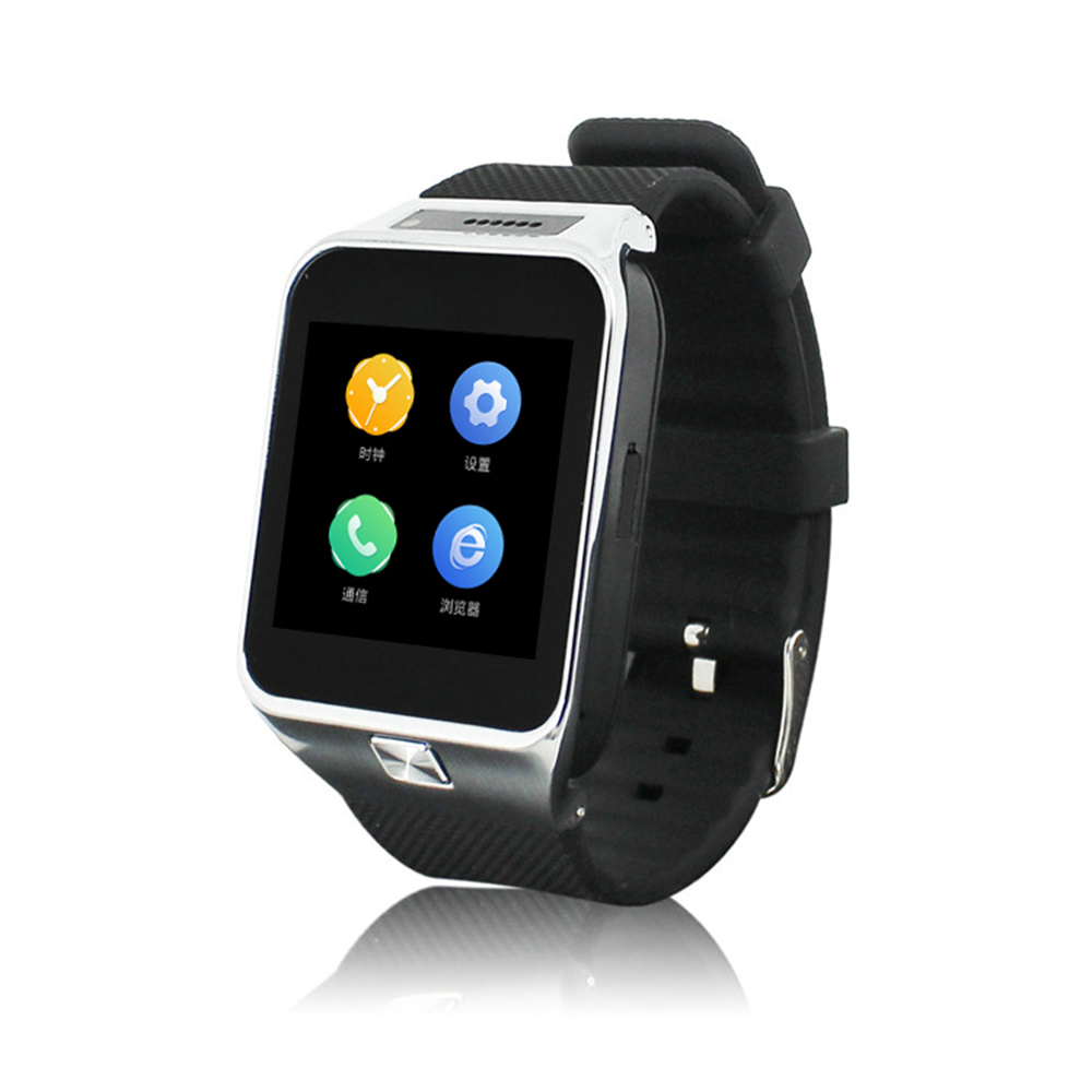 GW06 Bluetooth Smartwatch Smart Watch Phone Android Mate 1.3MP Support GSM Sync Call For Samsung HTC Huawei LG Xiaomi