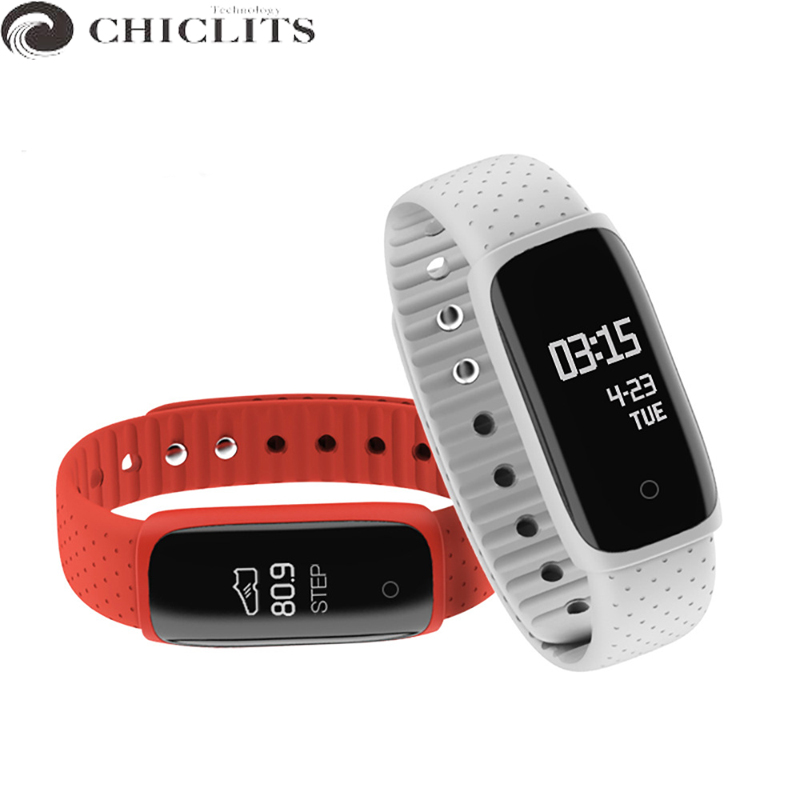 2017 Smart Wristband Android with 16G Disk Smart Fitness Bracelet Watch Intelligent Bluetooth Sport Activity Tracker