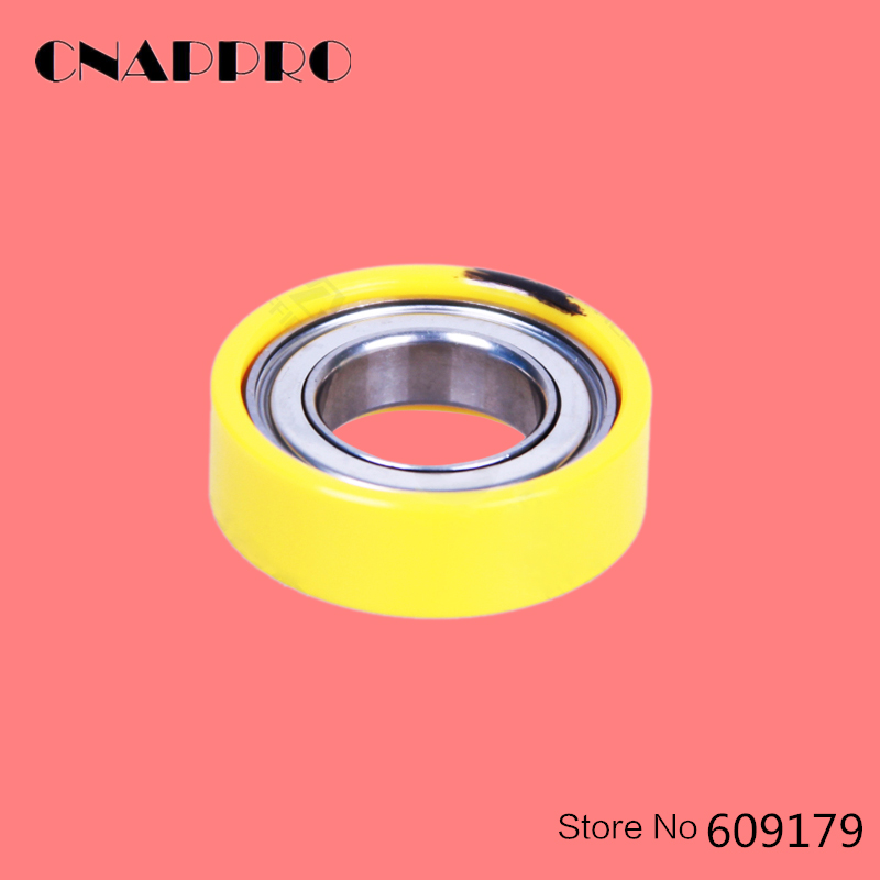 CNAPPRO 1pcs/lot A03U376000 Idler Gear For Konica Minolta C6500 5500 6501 5501 Stopper Roller 1pc imported from japan opc drum no gear dr610 du104 drum for konica minolta bizhub c5500 5501 6500 6501 6000 7000