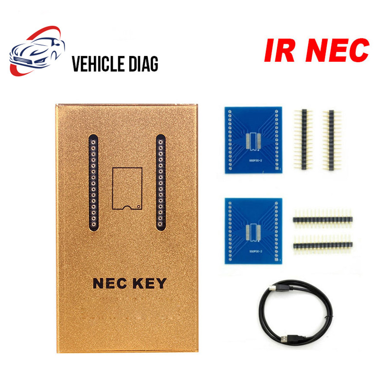 MB IR NEC Car Key Programmer For Mercedes For BENZ OBD Key Programmer NEC Programmer