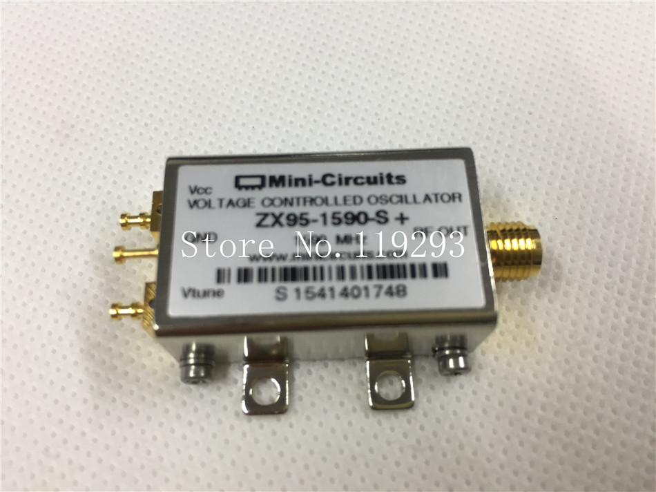 BELLA Mini Circuits ZX95 1590 S 1590 1590MHZ Voltage Controlled Oscillator SMA