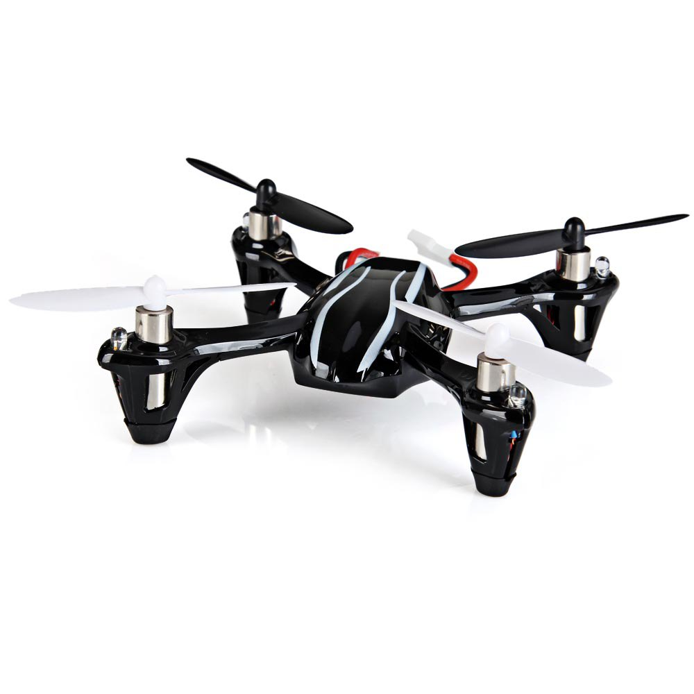 New Arrival RC Aircraft Hubsan x4 H107L Mini 4CH 2.4GHz 6-Axis Gyro Remote Control toys Helicopter Quadcopter Drone Hot Sale