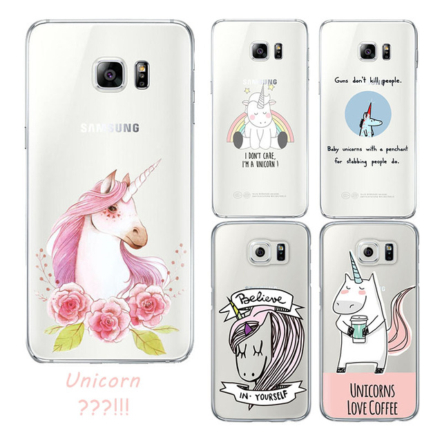 custodia samsung s8 unicorno