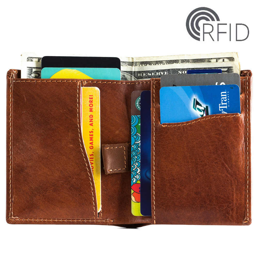 ed5f45b90e 2018 Fashion New Leather Men Bifold RFID Purse Black Color Bellroy Ultra  Slim wallet with Coin Bag Invisible SD Card Bag