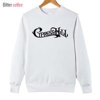 Winter New Cypress Hill 2017 Fashion Men Funny Hoodies Cotton Plus Size
