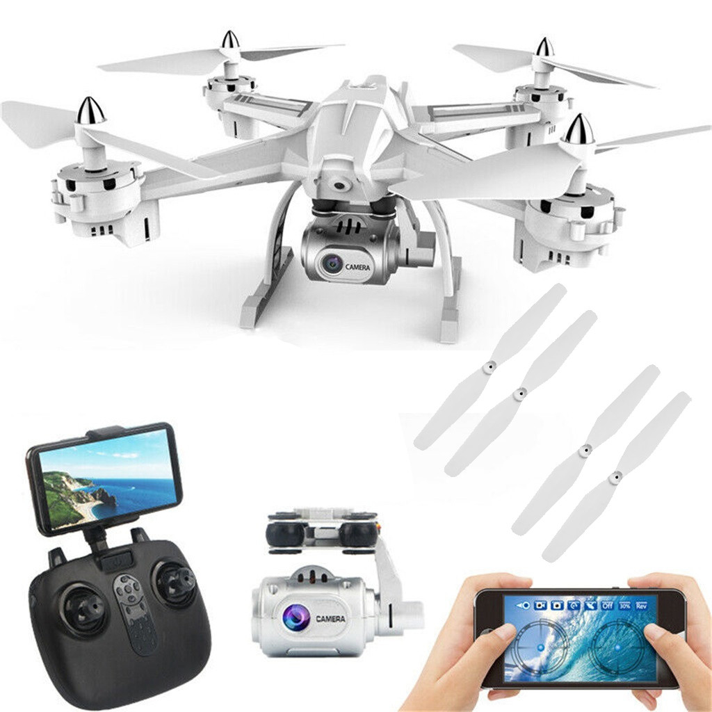 2019 Portable Suitable Charging Global Drone S5 5.8G 1080P WiFi FPV Camera RC Quadcopter Drone Aircraft Hot   Helicopter-in RC Helicopters from Toys & Hobbies