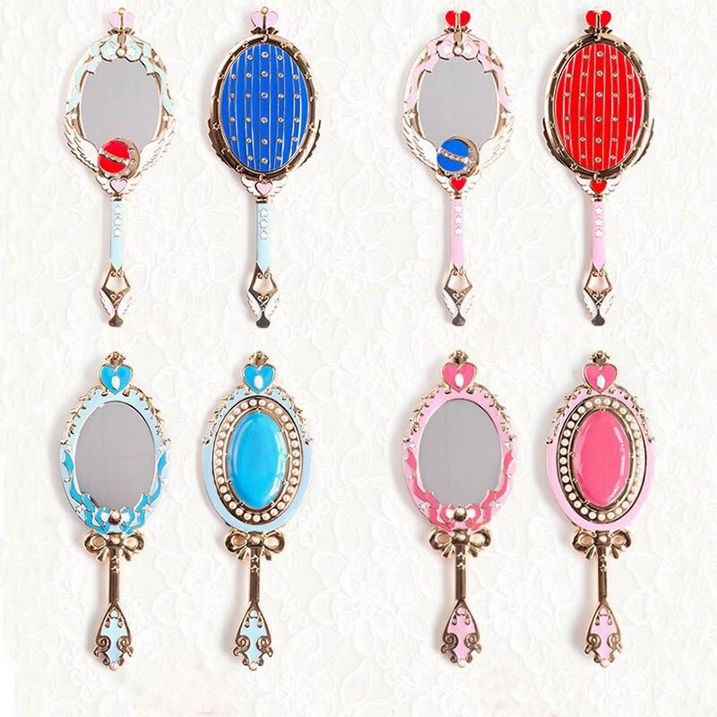 font b Sailor b font font b moon b font Tsukino Usagi Mirror Case cosmetic