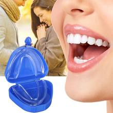 1 pcs Dental Braces Instant Smile Silicone Teeth Alignment Trainer Retainer Mouth Guard Tooth