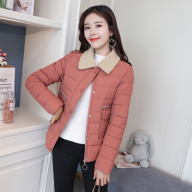 2018 Maternity Hooded winter cotton-padded clothes Women jacket coat parka Outerwear wholesale CF8 long section men s wadded jacket fashion solid cotton padded clothes trench coat hooded jacket casual outerwear slim parka m 3xl